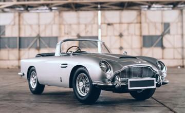 Little Aston DB5 built for Bond fans