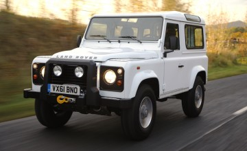Land Rover Defender 90 2.2 XS