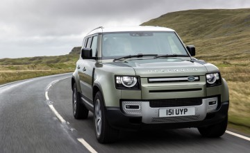 Fuel cell trials for Land Rover Defender