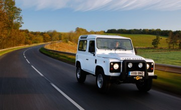 Land Rover Defender 90 Station Wagon XS