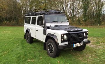 Land Rover Defender 110 Adventure Edition