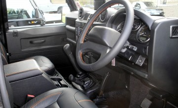 Defender marks Land Rover milestone
