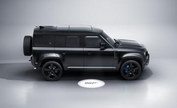 007 special for Land Rover Defender