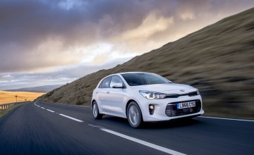 Diesel Rio is Kia's new eco star