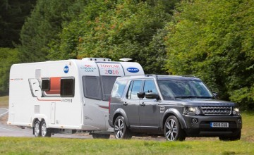 Land Rover Discovery claims Towcar crown