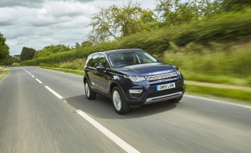 Land Rover Discovery Sport HSE Luxury 180
