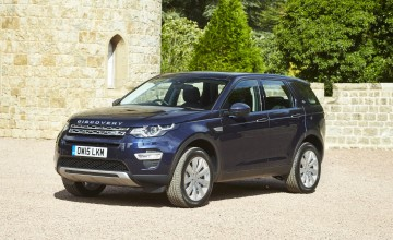Land Rover Discovery Sport TD4 HSE Luxury Dynamic