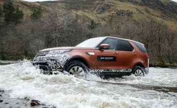 Land Rover Discovery 2017 - First Drive