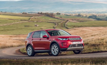 Upgrades for Discovery Sport