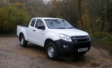 Isuzu D-Max Extended Cab Pick-up