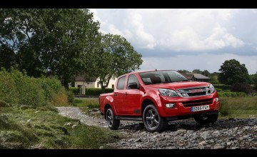 Isuzu D-Max range grows with Fury