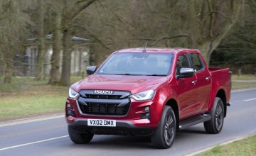 All-new Isuzu D-Max breaks cover