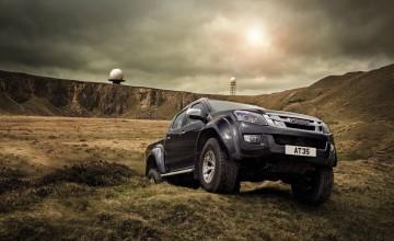 Isuzu D-Max Arctic Trucks toughest yet