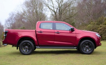 New Isuzu D-Max a fabulous pick-up