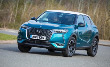 DS 3 Crossback Prestige Pure Tech