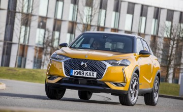 DS turns on class with compact Crossback