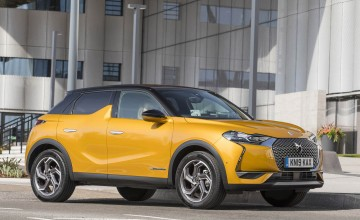 DS 3 Crossback PureTech 100 Performance Line