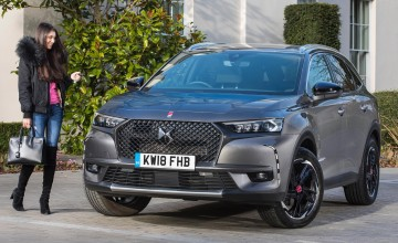 DS 7 Crossback Performance Line BlueHDi 225