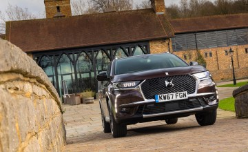 DS 7 Crossback Performance Line BlueHDi 180