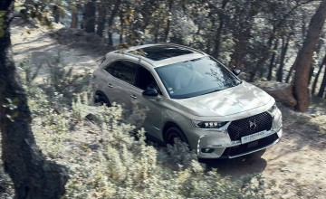 Electric power for DS 7 Crossback