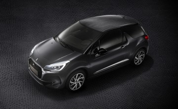 DS 3 special built to scale