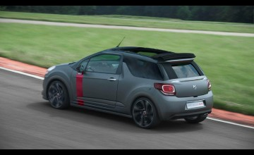 Lucky 10 get chance of DS3 Racing Cabrio