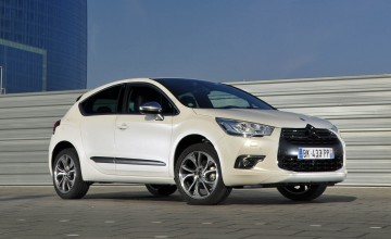 DS4 is Citroen's new beauty