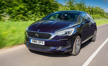 DS 5 2.0 Blue HDi Prestige