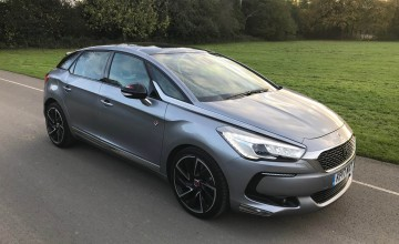 DS 5 Performance Line BlueHDi 180
