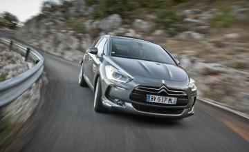 Citroen targets Germans with DS5