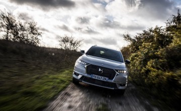 DS 7 Crossback E-Tense to take on big German rivals