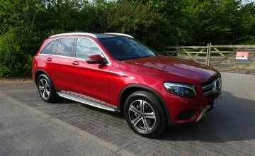 Mercedes-Benz GLC 220d 4MATIC Sport