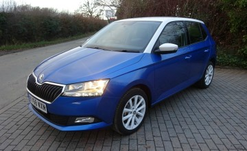 Skoda Fabia Hatch Colour Edition 1.0 TSI