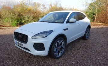Jaguar E-Pace D180 Chequered Flag