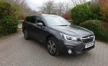 Subaru Outback 2.5i SE Premium Lineartronic