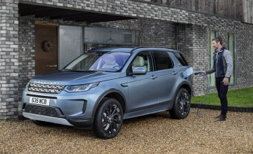 PHEVs join Land Rover's top sellers