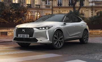 DS goes SUV with DS 7 Crossback