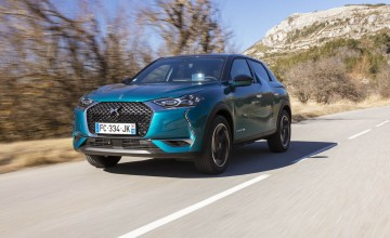 DS thinks big with new compact Crossback