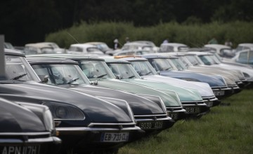 Citroen gathers for centenary bash