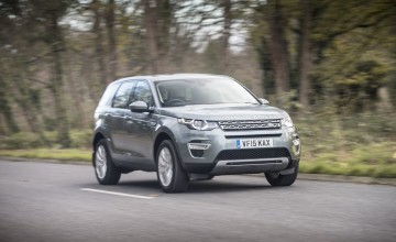 Land Rover Discovery Sport HSE TD4 e-Capability