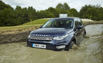 Land Rover Discovery Sport 2015 - First Drive