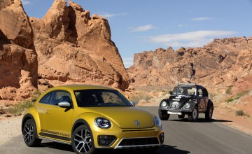 Surf up with VW Beetle Dune