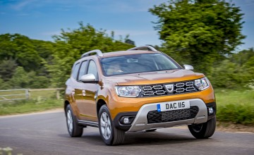 New Dacia Duster even better value