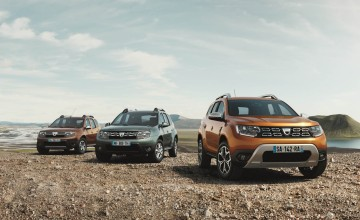 Dust off new Dacia Duster