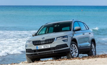 Skoda Karoq a high value SUV