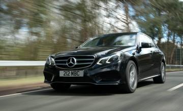 Mercedes-Benz E220 BlueTEC AMG Line