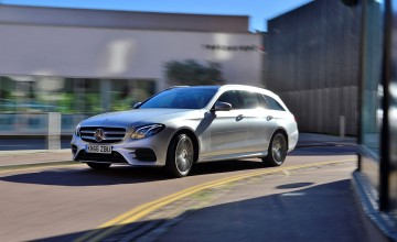 Mercedes-Benz E 220 d 4MATIC AMG Line Estate