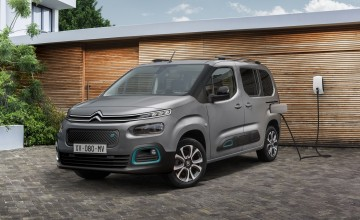 Citroen announces electric MPV prices