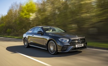 New Mercedes E-Class estates