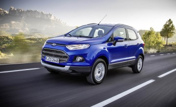 Ford plans EcoSport for summer